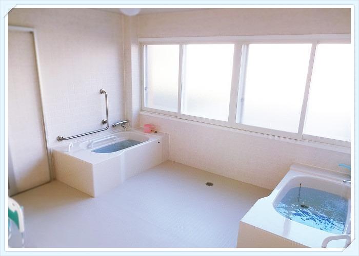 複合型サービス浴室